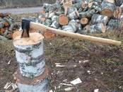 Дрова, брикеты, гранулы Дрова колотые, цена 900 рублей/м3 насыпной, Фото
