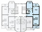 Квартиры,  Московская область Домодедово, цена 3 812 800 рублей, Фото