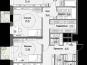 Квартиры,  Москва Третьяковская, цена 99 450 000 рублей, Фото
