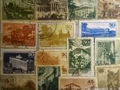 Коллекционирование Марки и конверты, цена 50 рублей, Фото