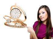 Драгоценности, украшения,  Часы Женские, цена 2 990 рублей, Фото