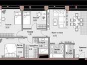 Квартиры,  Москва Новослободская, цена 49 660 000 рублей, Фото