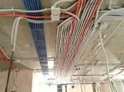 Строительные работы,  Отделочные, внутренние работы Электропроводка, цена 500 рублей, Фото
